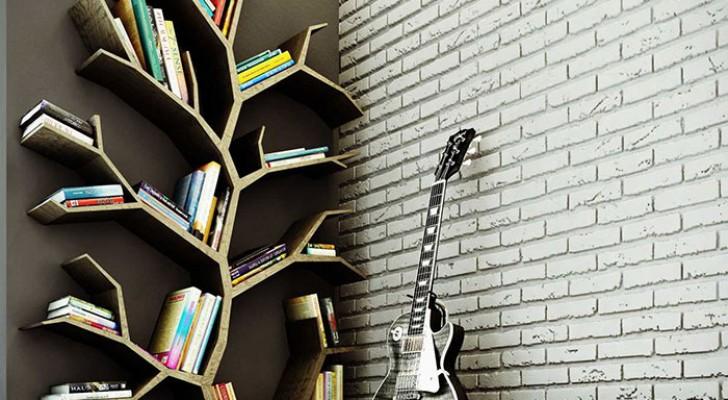 De 10 meest originele en creatieve boekenkasten ooit