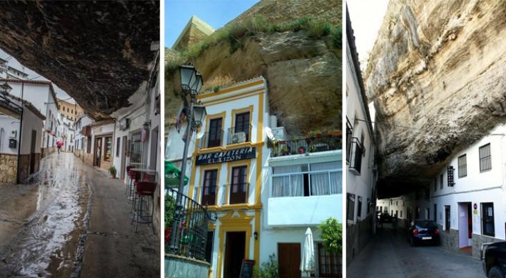 Scoprite questa città spagnola i cui abitanti vivono letteralmente nelle rocce