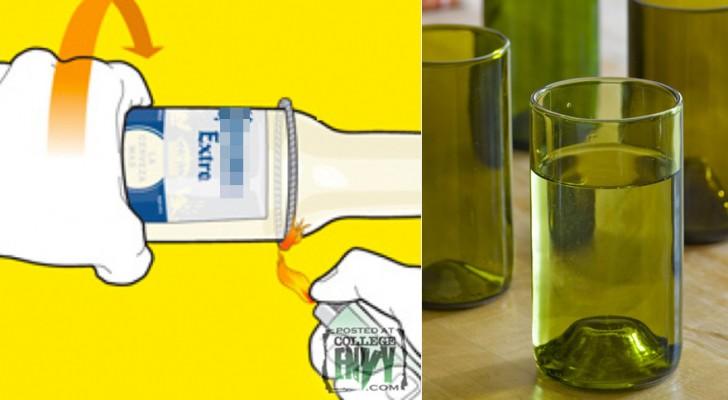 Prachtige vazen of bierglazen maken? Hier zie je hoe!
