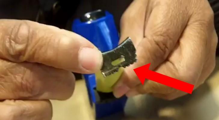 Sapevi a cosa serve il foro sull'estremità del metro a nastro? Scopri questo e altri segreti!
