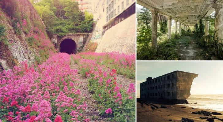 De wraak van de natuur: 10 verbazingwekkende foto's die je sprakeloos zullen doen staan