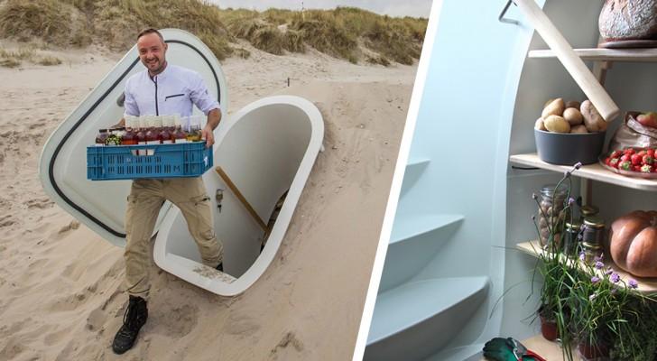 Arriva dall'Olanda il frigorifero che raffredda senza consumare energia elettrica