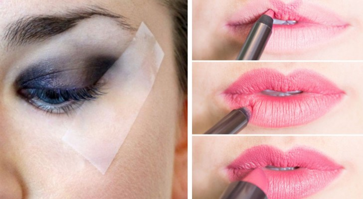 10 consigli di Make Up per ottenere risultati perfetti senza andare dall'estetista