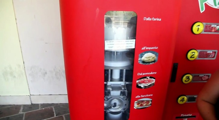 When you see what this vending machine is able to do, you'll want one at home!