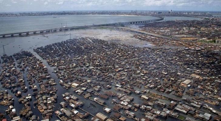 Ecco a voi la Venezia dell'Africa: un quartiere nigeriano ai limiti della vivibilità