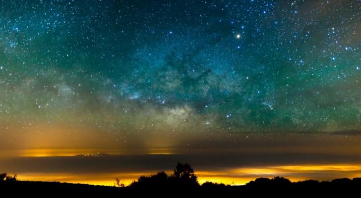 Filma il cielo per una settimana in luoghi diversi: il risultato è meraviglioso