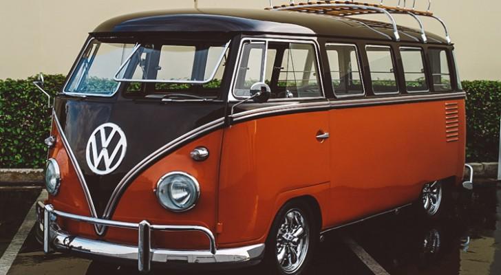 La Volkswagen annuncia il ritorno del famoso bus... con un dettaglio innovativo