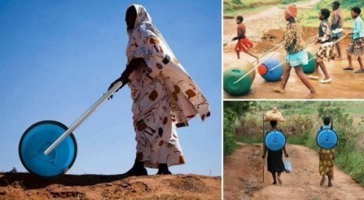 Voici l'invention qui est en train de changer la vie de milliers de personnes vivant sans eau