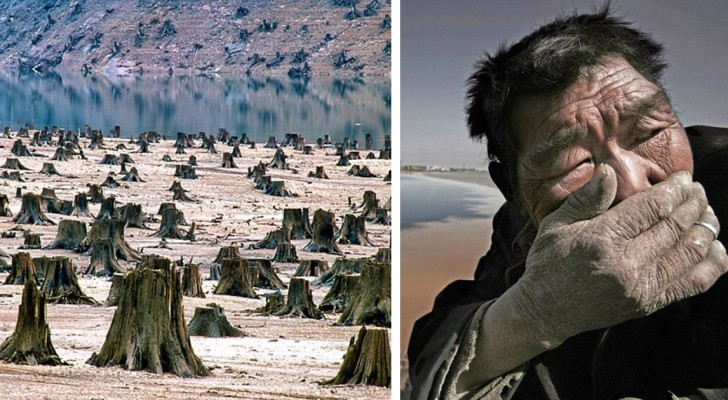 Qu'est-ce que nous faisons endurer à notre planète? Ces images nous le montrent clairement...