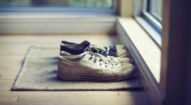 Als je gewend bent om met schoenen in huis te lopen, brengt dit artikel je misschien op andere gedachten