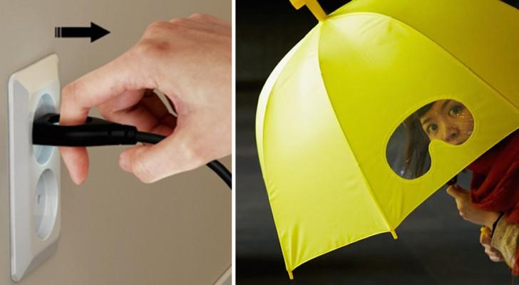14 invenzioni assurde che potrebbero rendere la nostra vita decisamente migliore