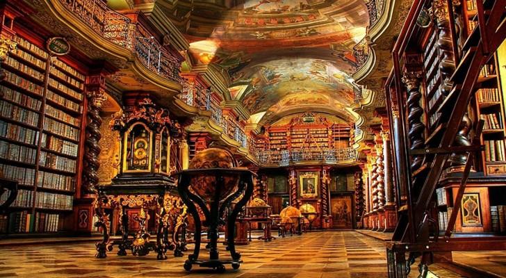 Le charme majestueux de la culture: voici les 25 bibliothèques les plus prestigieuses du monde