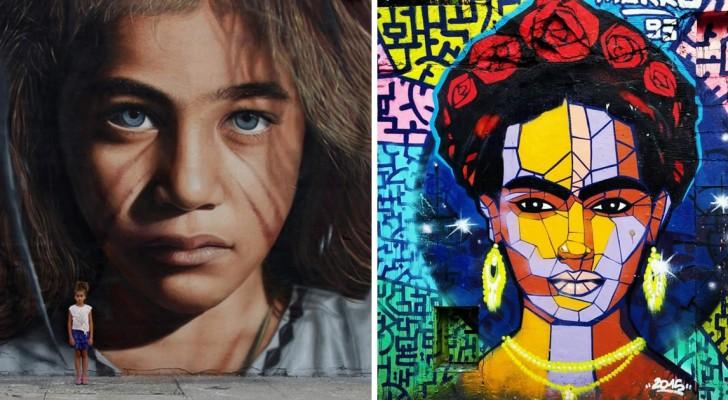 20 onbetwiste Street Art meesterwerken uit 2015
