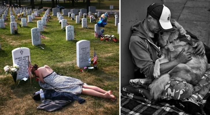 De onmiskenbare kracht van fotografie: 17 foto's die je recht in het hart raken!