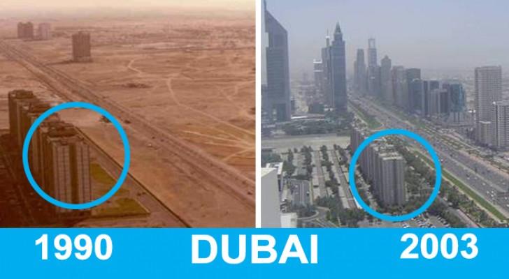 Le luxe ne connaît aucune limite: voici ce que vous pouvez rencontrer dans les rues de Dubaï