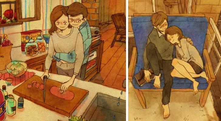La magie de la vie quotidienne: voici les petites attentions qui rendent grand l'amour