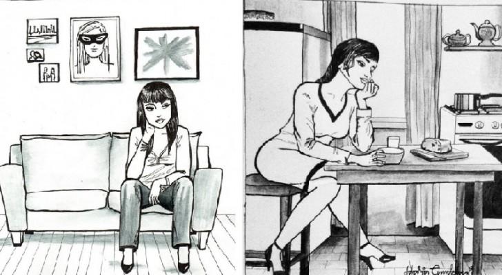 Vous rêvez de la vie de couple? Ces vignettes vous donneront de bonnes raisons pour ne PAS le faire! :-D