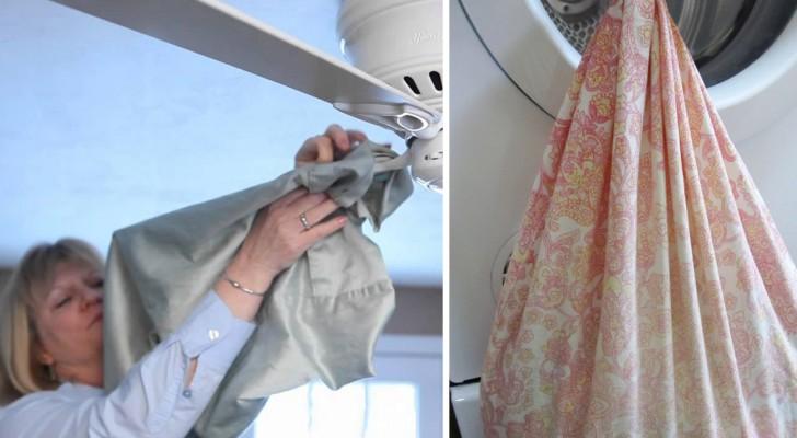 Wie man alte Kissenbezüge wieder benutzen kann: 11 kreative und nützliche Ideen