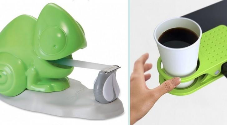 Il lavoro in ufficio è noioso e ripetitivo? Questi accessori ingegnosi ti aiuteranno a sorridere