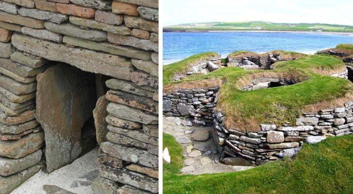 Un agricoltore trova un'apertura nel terreno e scopre un villaggio di 5000 anni fa