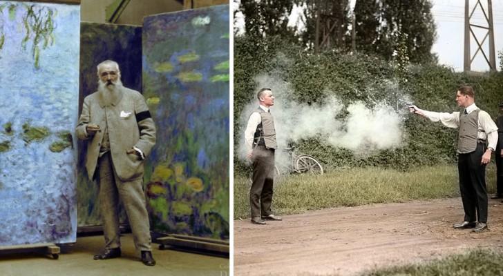 Au bon endroit au bon moment: 25 photos qui ont immortalisé par hasard des moments époquaux