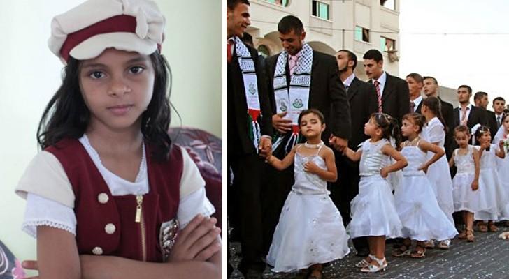 A 10 ans, elle s'échappe de chez elle pour éviter le mariage: une histoire absurde mais bien réelle