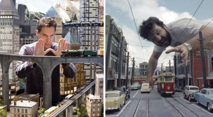Voici de célèbres scènes de films qui étaient en fait des miniatures incroyables