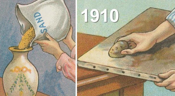 25 trucchi che hanno più di 100 anni, ma sono ancora sorprendentemente utili e brillanti