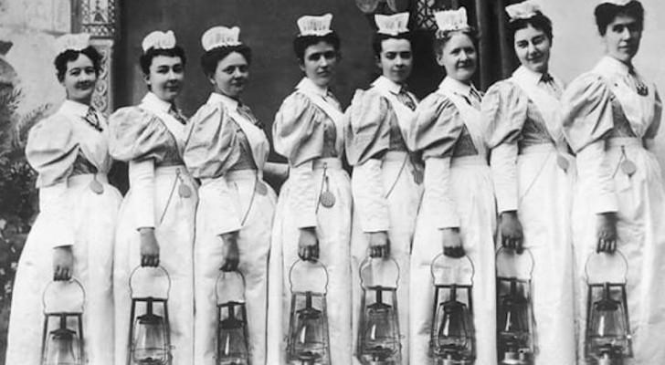 Ecco cosa significava lavorare come infermiera nel 1800