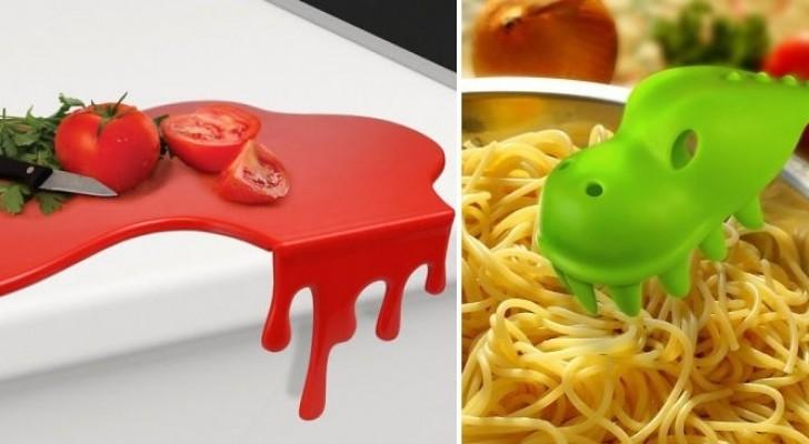 25 extravagante Objekte, die ihr auf jeden Fall in eurer Küche braucht!
