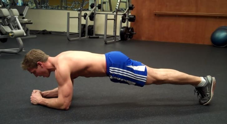 By regularly performing the Plank exercise, it is possible to sculpt abdominal muscles and strengthen the spine