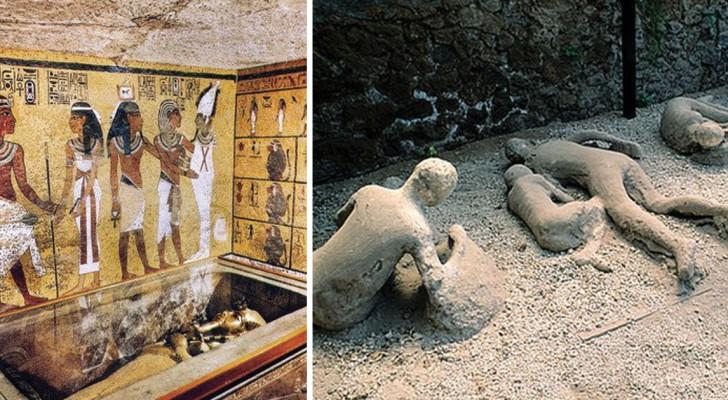 5 archeologische vondsten met schatten van onschatbare waarde