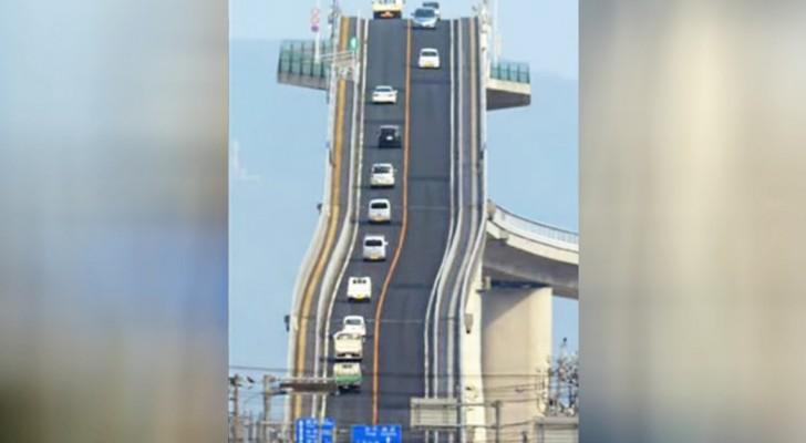 Diese Brücke terrorisiert auch die wagemutigsten Autofahrer: hier seht ihr warum