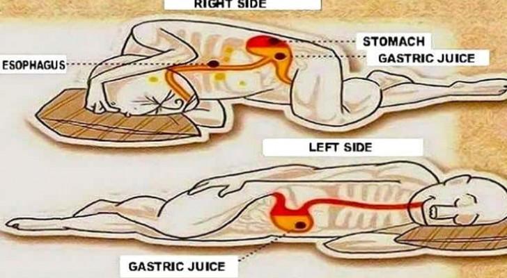 I benefici nascosti di dormire sul fianco sinistro: una piccola abitudine che tutti dovremmo prendere!