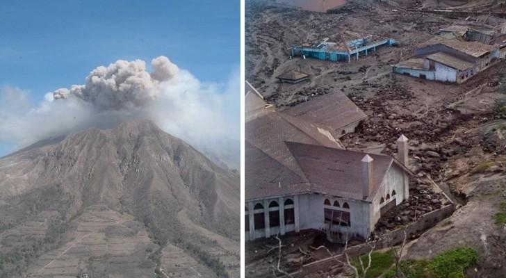 Un'eruzione la distrusse 21 anni fa: ecco a voi la Pompei dei Caraibi, tuttora disabitata