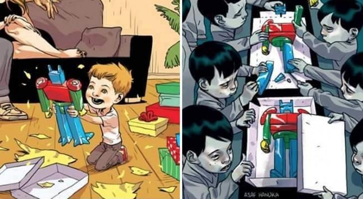 Le contraddizioni della nostra epoca in 15 vignette su cui non potrete che soffermarvi