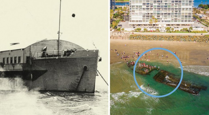Questa nave si spiaggiò negli anni '30 ma nessuno la reclamò. Il motivo è... scandaloso