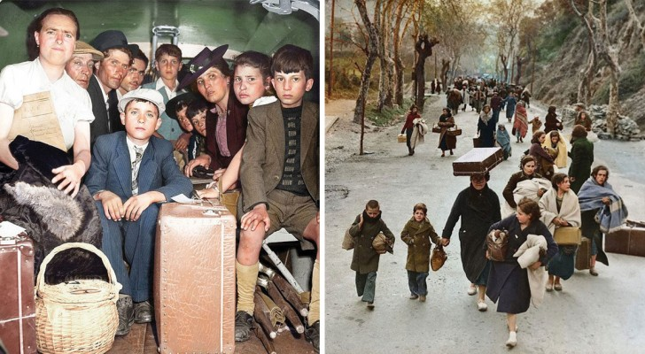 Quand les Européens se réfugièrent en Syrie: l'exode en sens inverse que presque personne ne connaît