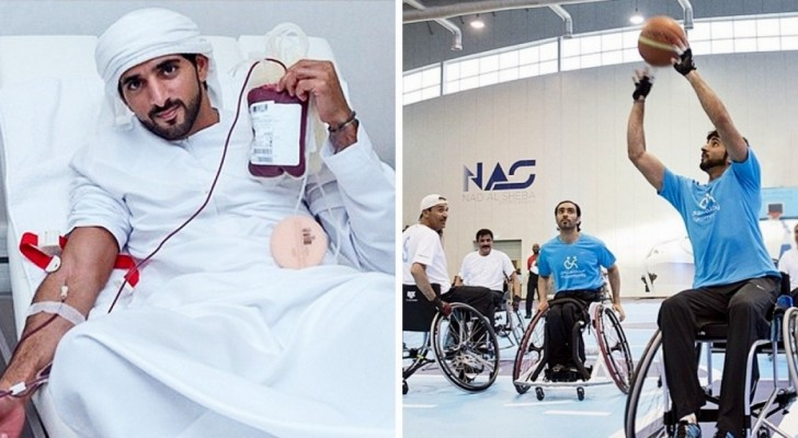 Le prince des rêves existe et vit à Dubaï: voici le cheikh au cœur tendre