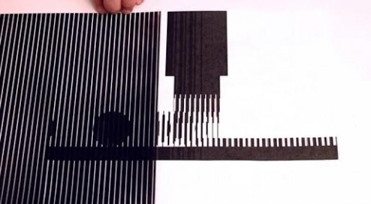 Incredibili illusioni ottiche animate