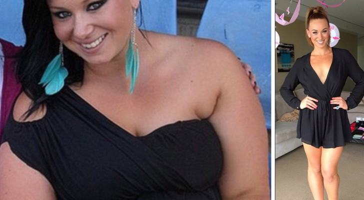 En un an, elle a perdu 55 kg sans chirurgie: voici le secret qui l'a rendue méconnaissable