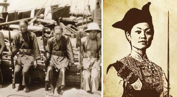 Dominò i mari della Cina d'inizio 800: ecco la pirata più temuta della storia