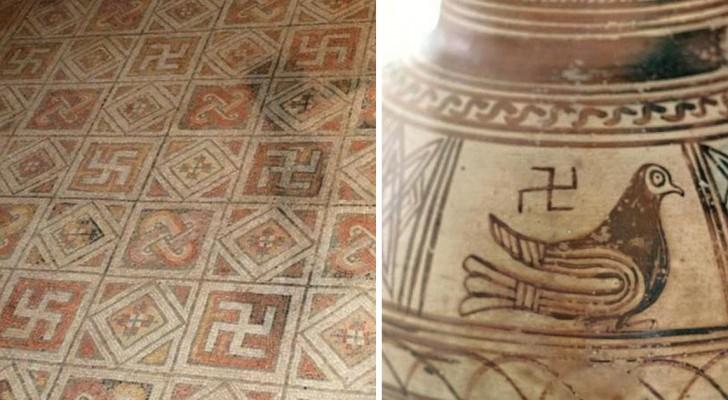 La croix gammée avant le nazisme? Vous ne le croirez pas mais c'était le symbole de la prospérité.