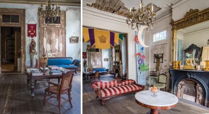 Restaurano una casa di 160 anni senza stravolgerla: lasciatevi conquistare dal suo fascino