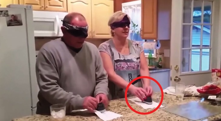 He invites his parents to play a strange game --- but that's not all!