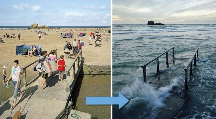 Verboden Te Relaxen Op Deze Stranden Waar Het Hoogtij Epische Vormen Aanneemt