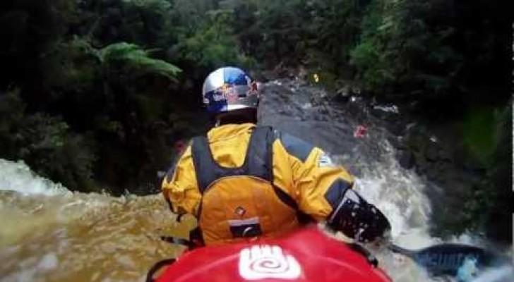 I migliori del mondo, Kayak Estremo!
