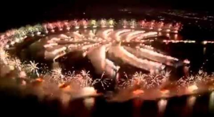 Dubai New Year's Eve: Spectacular fireworks