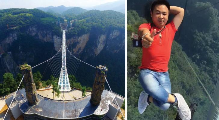 El puente mas largo y alto del mundo? Esta hecho de VIDRIO! Descubrilo junto a nosotros