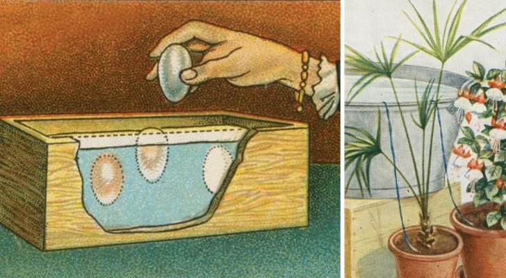 8 Slimme Handigheidjes... Die Al Zo'n Honderd Jaar Geleden Waren Bedacht